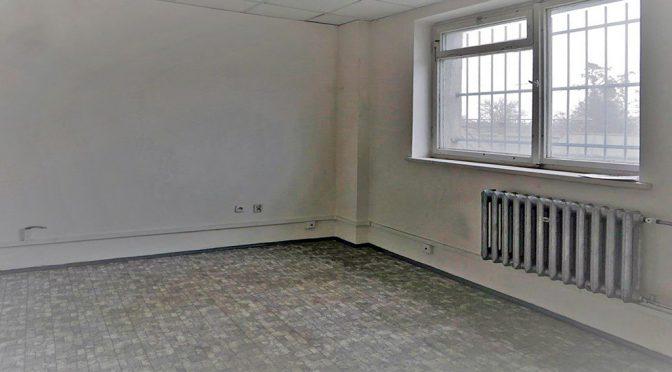 komfortowe wnętrze lokalu biurowego do wynajmu we Wrocławiu