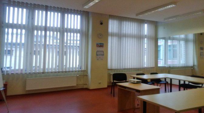wnętrze komfortowego biura do sprzedaży we Wrocławiu