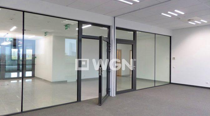 luksusowe wnętrze lokalu biurowego do wynajmu we Wrocławiu