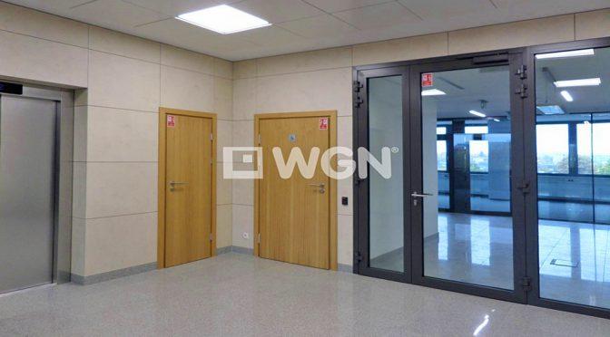 komfortowe wnętrze ekskluzywnego lokalu biurowego do wynajmu we Wrocławiu