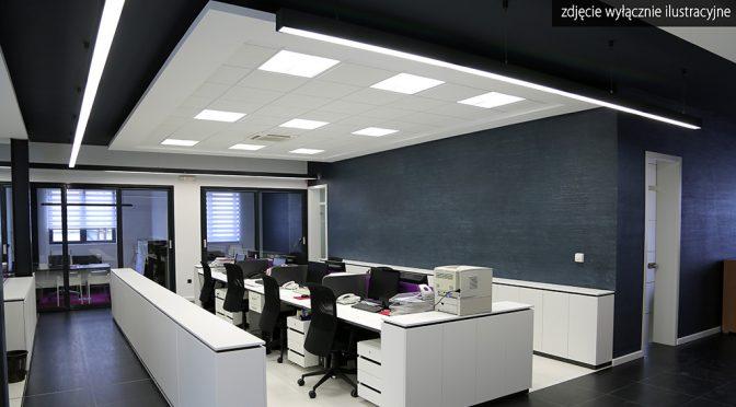 przykład nowoczesnego, ekskluzywnego lokalu biurowego we Wrocławiu na wynajem