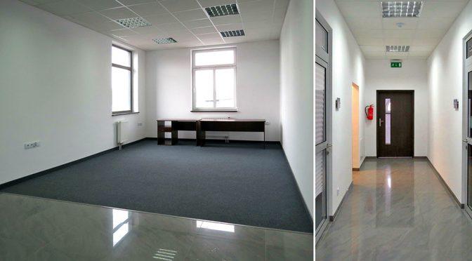 eleganckie pomieszczenie w lokalu biurowym do wynajęcia we Wrocławiu