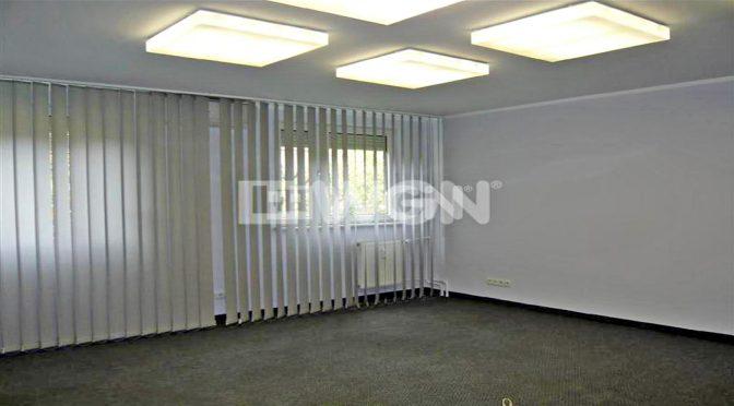 na zdjęciu nowoczesne wnętrze luksusowego lokalu biurowego do wynajmu we Wrocławiu