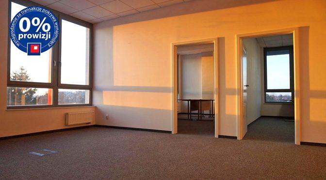 komfortowy lokal biurowy do wynajmu Wrocław