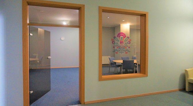 dwa pomieszczenia w lokalu biurowym do wynajęcia Wrocław