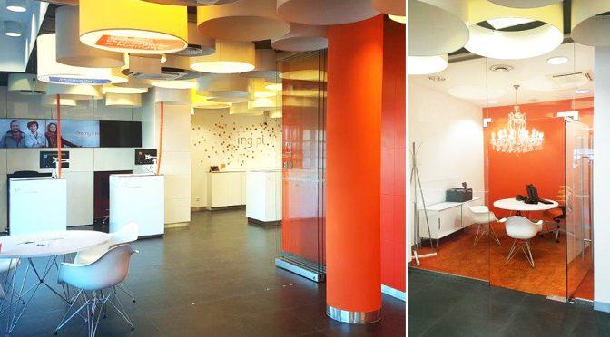 wykończony w wysokim standardzie lokal biurowy do wynajmu Wrocław
