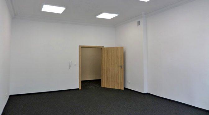 zdjęcie prezentuje prestiżowy lokal biurowy do wynajęcia Wrocław