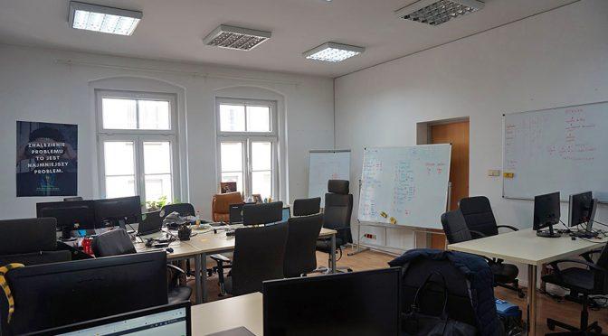 komfortowe pomieszczenie biurowe w lokalu do wynajęcia Wrocław Stare Miasto