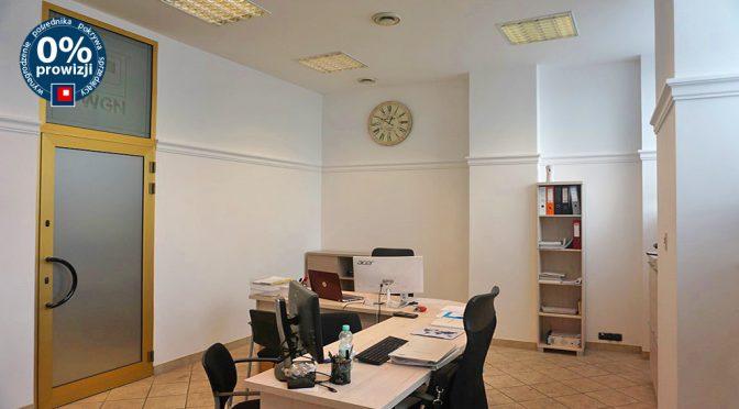 komfortowe wnętrze ekskluzywnego lokalu biurowego do wynajęcia Wrocław Stare Miasto