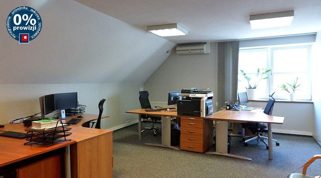 wykończone w najwyższym standardzie wnętrze lukssuiowego lokalu biurowego do wynajęcia Wrocław