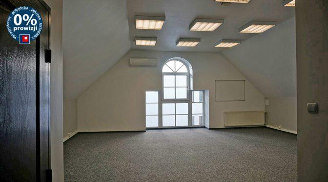 jasne i słoneczne wnętrze ekskluzywnego lokalu biurowego na wynajem Wrocław Stare Miasto