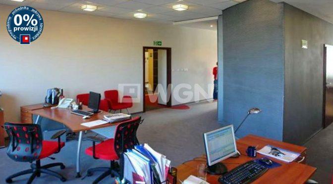przestronne i nowoczesne wnętrze lokalu biurowego do wynajęcia Wrocław