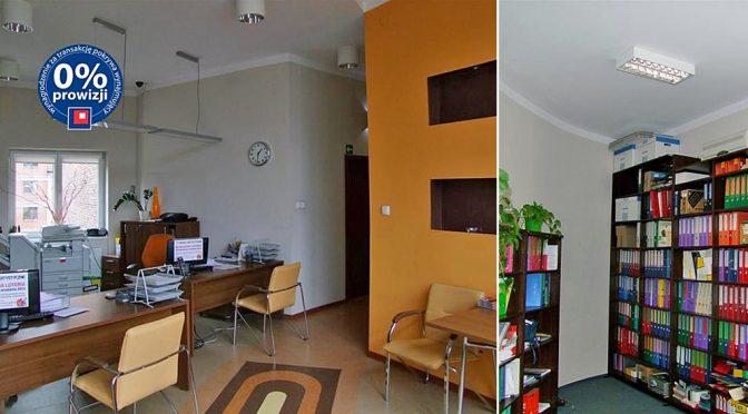 komfortowe pomieszczenie lokalu biurowego do wynajmu Wrocław