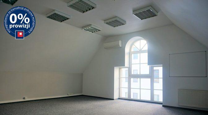 przestronne wnętrze luksusowego lokalu biurowego do wynajmu Wrocław