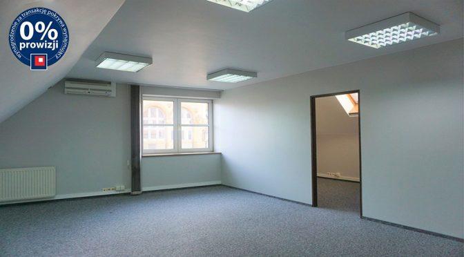 wykończone w wysokim standardzie wnętrze ekskluzywnego lokalu biurowego do wynajęcia Wrocław
