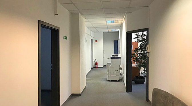funkcjonalny rozkład pomieszczeń w lokalu biurowym do wynajmu Wrocław Krzyki