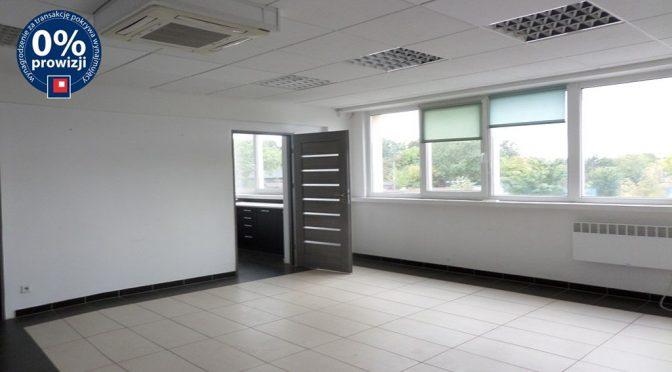 komfortowe wnętrze lokalu biurowego do wynajęcia Wrocław