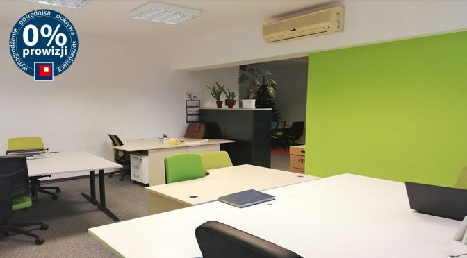 komfortowe wnętrze lokalu biurowego na wynajem Wrocław Stare Miasto