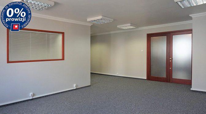 wykończone w wysokim standardzie wnetrze lokalu biurowego do wynajmu Wrocław Stare Miasto
