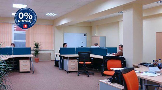 komfortowy lokal biurowy na wynajem Wrocław
