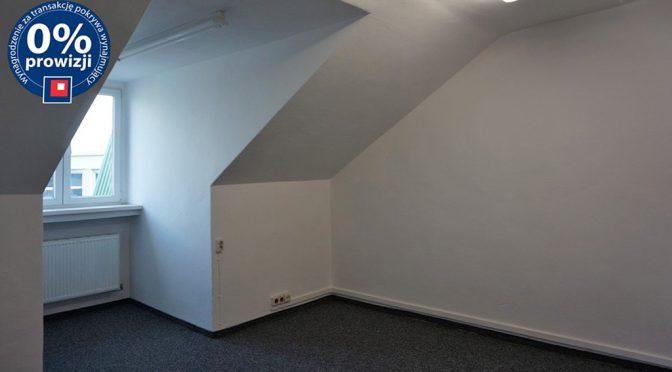 wnętrze oferowanego do wynajęcia lokalu biurowego Wrocław
