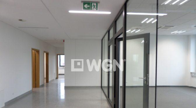 prestiżowe wnętrze lokalu biurowego do wynajmu Wrocław