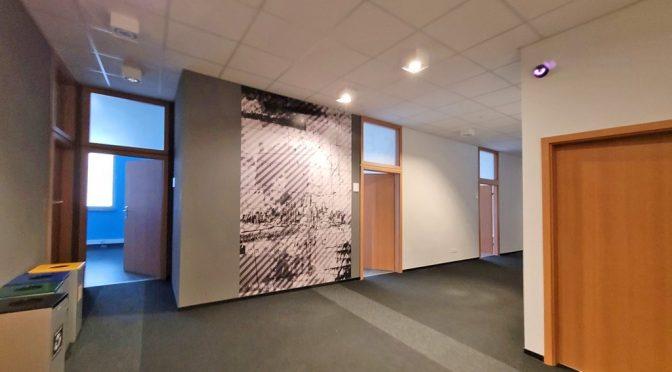 funkcjonalny układ pomieszczeń w lokalu biurowym do wynajęcia Wrocław Stare Miasto