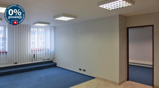 komfortowa do pracy powierzchnia w lokalu biurowym do wynajmu Wrocław